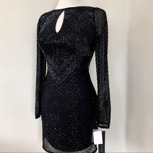 Aiden Mattox designer dress